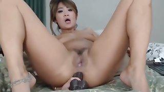 Asian Milf Anal penetration