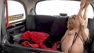 The duplication cumshot taxi driver