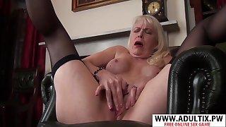 lustful granny Margaret porn peel