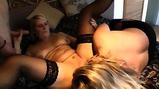 Gruppen-Sex - Hot FFM Dreier