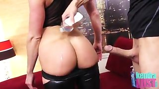 Kendra Lust gets the making love she needs