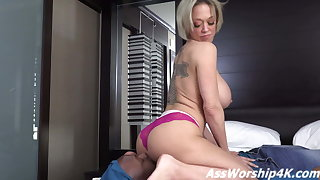 Dominated by sexy Lily Lane